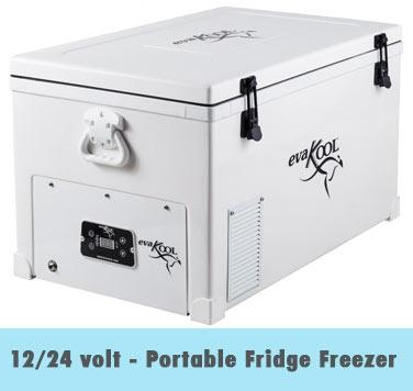 Bribie-Island-12-volt-Camping-Fridge-Freezer - Bribie Island